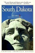 COMPASS AMERICAN GUIDE: SOUTH DAKOTA by Deke Castleman and T. D. Griffith MINT