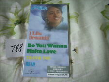 """a941981 Leslie Cheung 張國榮 Made in Japan 3"""" CD EP I Like Dreaming + Do You Wanna Make Love 4-track Limited Editon No. 788"""