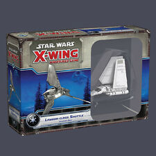 Star Wars X-Wing Miniatures Game: Lambda Class Shuttle Expansion Pack Imperial