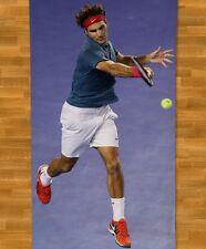Roger Federer Beach Towel NEW Tennis Player Swiss Wimbledon