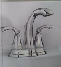 Moen Tiffin Chrome 2 Handle Bathroom Faucet #84876