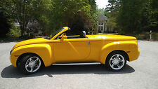 2004 Chevrolet SSR SSR LS Convertible Pickup 2D w. only 18,500 miles