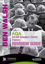 AQA GCSE Modern World History Revision Guide, Waugh, Steve Paperback Book The