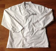 Jefferson College MO Culinary Arts White Chef Jacket And Apron (A20)