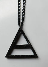 Thirty Seconds To Mars inspired *Echelon Triad* necklace