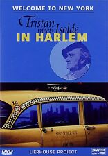 DVD+CD Welcome to New York - Tristan Meets Isolde In Harlem ( Jazz ) NEU OVP