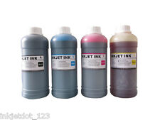 Refill ink for Epson Eco Tank L100 L110 L120 L200 L210 L300 L350 L355 4x500ml