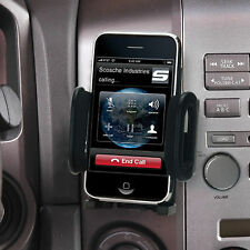 SCO auto vent cell phone mount for Boost Mobile Warp HTC One SV EVO Design Force
