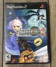 Atelier Iris 2: The Azoth Of Destiny PS2 (Sony PlayStation 2, 2006) Complete
