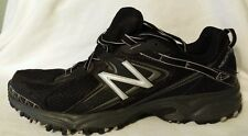New Balance 411 Black All Terrain Men's Athletic Shoes, Size 10 MT411BS2