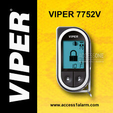 Viper 2-Way LCD Remote 7752V For 4702V / 4704V / 4708V / 5702V / 5704V / 9752VL