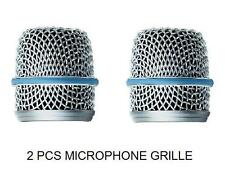 New Replacement Ball Head Mesh, Microphone Grille fits Shure Bet57A Beta57 mic