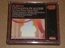 GIOACCHINO ROSSINI -L'ITALIANA IN ALGERI  - 2 CD COME NUOVO (MINT)