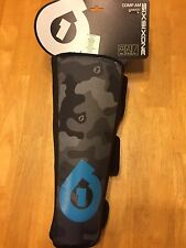 SixSixOne Comp AM Shin Pads - Adult Large - Mountain Biking BMX AM DH 661