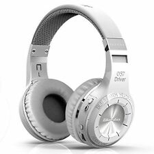 Bluedio HT Turbine Wireless Bluetooth Stereo Headphones Earphone Headset White