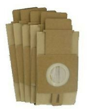 Hoover Enigma dust bags, good quality, Pack of 5 bags upright vacuums