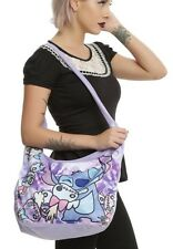 Disney Lilo & Stitch Scrump Cuddle Crossbody Hobo Bag Tote Purse NWT!