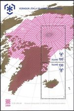Iceland 2009 Arctic/Map/Environment/Polar Ice/North Pole 2v m/s (is1003)