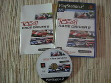 PLAYSTATION 2 PS 2 TOCA RACE DRIVER 2