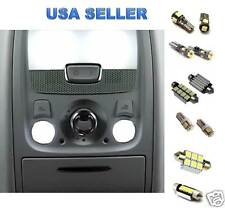 10pc Audi A7 White LED Lights Interior Package Kit - CANBUS NO ERROR