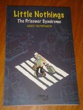LITTLE NOTHINGS PRISONER SYNDROME VOL 2 NBM COMICSLIT LEWIS   9781561635481