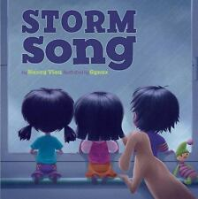 Storm Song by Nancy Viau and Mela Bolinao (2013, Hardcover)