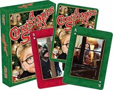 A CHRISTMAS STORY - PLAYING CARD DECK - 52 CARDS NEW - 52335