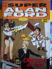 Raccolta Super Alan Ford n°121 comprende 360 361 [G280A]