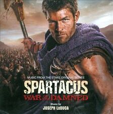 Spartacus: War Of The Damned Joseph LoDuca