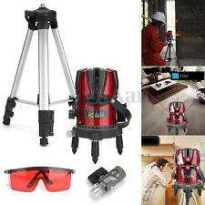 Professional 8 Lines 8 Points Self Leveling Laser 360° Rotary Meter Measure Kit
