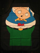 Family Guy Stewie Peter Griffin Kitchen BBQ Chef Apron Fun Party Novelty Costume