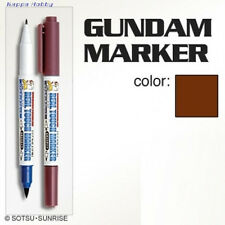 GSI Ceros (Mr. Hobby) Gundam Marker - GM407 Real Touch Brown 1