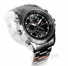 RELOJ CAMARA ESPIA OCULTA 8GB MICROFONO WATCH CAMERA SPY USB VIDEO FOTOS HD CAM-