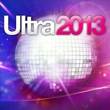 Ultra.2013 2-disc dance cd (Dec-2012) comes w/ outer case! only used twice!!