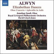Alwyn: Elizabethan Dances; Oboe Concerto, New Music