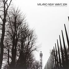 MILANO NEW WAVE 2014  THE EVOLUTION OF AN UNDERGROUND MUSIC VINILE LP CLEAR !!