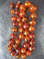 Natural Baltic Amber Beads Neacklace
