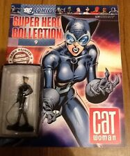 Dc Figurine Collection ISSUE 9 Cat Woman