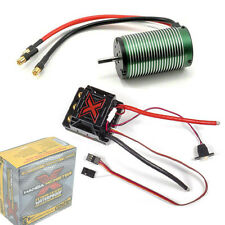 Castle Creations Mamba Monster X 1/8th Waterproof Esc w/ 2650Kv Brushless Motor