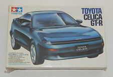 Tamiya 1:24 Scale Toyota Celica GT-R Model Kit SEALED 1989