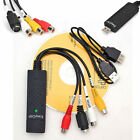 Capture Card Video USB 2.0 VHS to DVD Adapter Converter EasyCap PC WIN7/8/XP