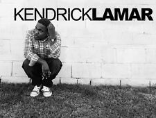 Kendrick Lamar Poster! Hip Hop Rap Don't Kill My Vibe Swimming Pools Poetic