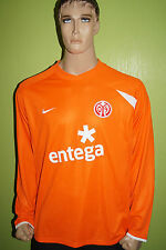 Nike Mainz 05 Trikot Jersey Maillot Gr XL  langarm orange entega
