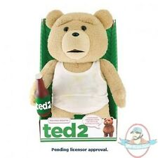"Ted 2 Ted in Tank Top 16"" R-Rated Animated Talking Plush Teddy Bear"