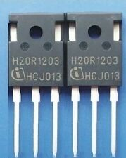 5pcs ORIGINAL IGBT H20R1203 20R1203 for Induction cooker repair