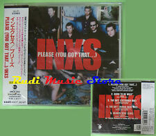 CD singolo INXS please(you got that) JAPAN SIGILLATO AMCE-652 RARO!no mc lp(S19)