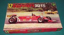 Ferrari 312 T5 Vintage Protar 1/12 F1 Gilles Villenueve Complete & Unstarted.