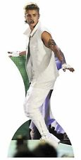 Justin Bieber with Tattoos Cardboard Cutout  Stand Up Standee Great for fans