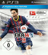 FIFA 14 (sony playstation 3, 2013, DVD-Box) sans code, sans instructions.