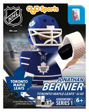 Jonathan Bernier OYO Toronoto Maple leafs Goalie Figure NHL HOCKEY Figure G1